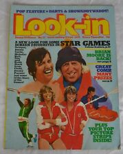 LOOK IN MAGAZINE. ISSUE 37. 8TH SEPTEMBER 1979. STARGAMES STEWPOT FREE P&P