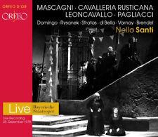 Nello Santi - Cavalleria Rusticana Pagliacci [New CD]