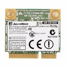 Broadcom BCM94360HMB Azurewave AW-CB160H 1300Mbps 802.11ac WIFI Card + BT 4.0
