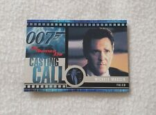 Rittenhouse Archives James Bond Die Another Day Casting Call C8