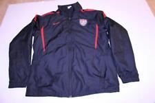 Women's Team USA Soccer L Athletic Jacket Windbreaker Nike