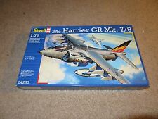 Revell BAe Harrier GR Mk. 7/9 Jet Fighter 1:72 Scale Model Kit MISB Sealed 2012