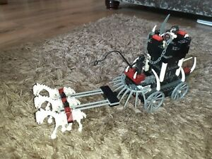 LEGO SKELETON HORSES & COACH