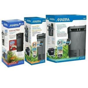 Marina i25 i100 i160 Internal Filter Power Compact Fish Tank Aquarium Cartridge