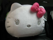 Hello Kitty Voiture Accessoire: pièce 1 appui-tête Housse #C