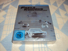 Fast & Furious - 8 Movie Collection [Blu-ray]   NEU OVP