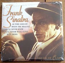 Frank Sinatra a Touch of Class – CD (2001) 18 Tracks as Time Goes by Etc