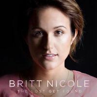 Britt Nicole - The Lost Get Found Album - New UK Stock - Superb Album 5* NEW