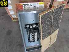 NEW SQUARE D HOM2040M200C 20/40 CIRCUIT 200 AMP MB PANEL LOADCENTER W/COVER