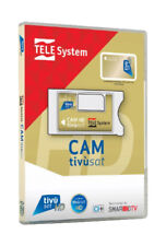 TELE System 58040110 tivùsat HD Modul Smartkarte