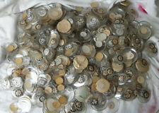 Konvolut an Taschenuhrengläsern, Mineralglas, ca. 3,5 kg