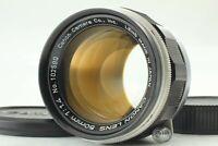 [NEAR MINT] Canon 50mm F1.4 L39 LTM Leica Screw Mount Lens from Japan