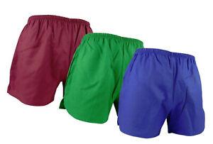 2 Stück Turnhosen  Sporthose  Shorts DDR Schnitt Turnhose ohne Innenslip   6G1