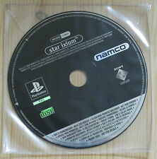 Star Ixiom - Promo Gioco Completo - New - PlayStation 1 - PSX