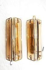 Fontana Arte Coppia Appliques '60 Vintage Sconces par iwall lamp Italian Design