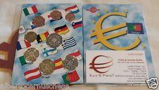2010 PORTOGALLO 8 monete 3,88 euro FDC portugal Португалия 葡萄牙