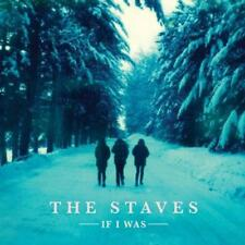 The Staves - If I Was - Jewel Case (NEW CD)
