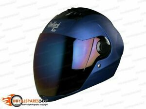 Steelbird Air SBA-2 Full Face Motorbike Helmet Safe Stylish Regular Size Blue