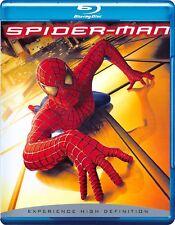 Spider-Man (Blu-ray Disc, 2002)