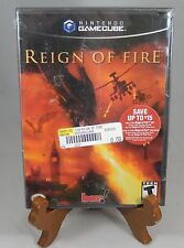 Reign of Fire Nintendo Gamecube Brand New Factory Sealed Video Game