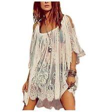Boho Mini Dresses Kaftan/Beach