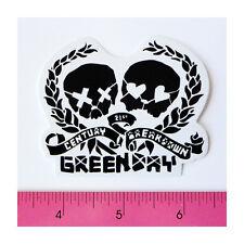 Skateboard Car Bumper Guitar Laptop Vinyl Decal Sticker - Green Day