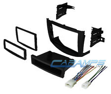 TOYOTA RAV4 CAR STEREO DASH INSTALLATION MOUNTING TRIM KIT W/ WIRING HARNESS