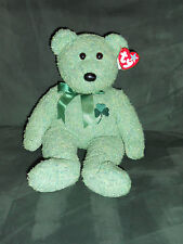 TY Shamrock Bear, Beanie buddies Collection