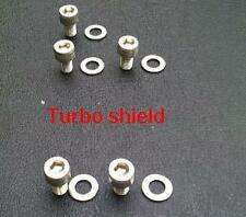 Buick Grand National - COMPLETE SS Turbo Shield Bolt kit - PERFECT FIT