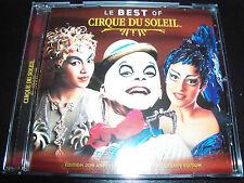 Cirque Du Soleil Le Best Of Original Soundtrack CD – Like New