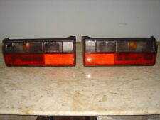 VW VOLKSWAGEN FOX SMOKE TAIL LIGHTS 1991-1994 BRAND NEW