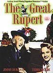 The Great Rupert A Christmas Wish (DVD, 2004) New Factory Sealed FREE SHIPPING