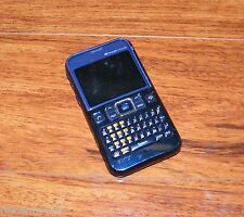 SANYO SCP-2700 - Blue (Boost Mobile) CDMA Pre-Paid Cell Phone w/ Battery Cover