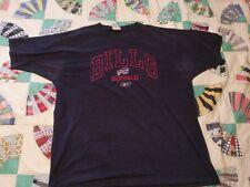 Vintage Buffalo Bills Embroidered Reebok Shirt Size Men s Large ed3ef1814