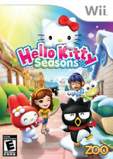 Hello Kitty Seasons WII New Nintendo Wii