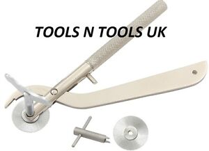S. STEEL EMERGENCY SAW FINGER RING CUTTERS PLIERS TOOL FRENCH STYLE+ EXTRA BLADE