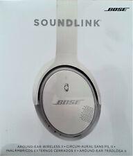 BOSE SoundLink Around-Ear Wireless Bluetooth Kopfhörer II Weiß NEU & OVP***