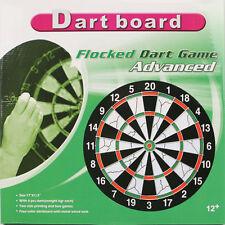 Dartscheibe inkl. 6 Dartpfeile Dartboard Dart Dartspiel  Pfeil Pfeile