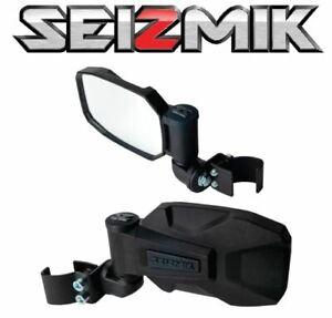 Seizmik Strike Side View Mirrors for 2017-2021 Polaris Ranger 1000 XP / Crew