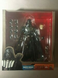 MAFEX No.006 Star Wars Darth Vader Figure From Japan MISB