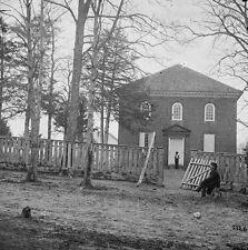 The Falls Church Anglican Parish Virginia Hospital New 8x10 US Civil War Photo