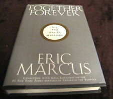 💥SALE💥   GAY AND LESBIAN MARRIAGE TOGETHER FOREVER  Eric Marcus 30% 2+