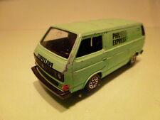 SCHABAK 1401 VW VOLKSWAGEN T3 TRANSPORTER SYNCRO - PHIL EXPRESS - GREEN 1:43