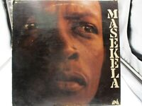 HUGH MASEKELA - Masekela ~ UNIVERSAL CITY RECORDS 73041 VG+ c VG