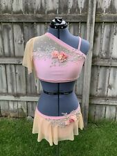 Lyrical/contemporary solo  dance costume adult Size S/M