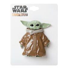 Star Wars The Mandalorian - The Child Baby Yoda Large 3D Lapel Pin - Bioworld