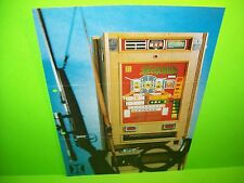 Hellomat Automaten FREIFCHUTZ Original Slot Machine Promo Flyer German Text Rare