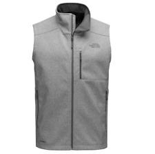 The North Face Men's Grey Apex Bionic 2 Vest Sz S 1097