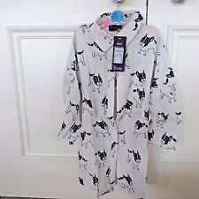 Womens French Bulldog Blouse Shirt - the only one on eBay! Medium Size