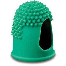 Läufer Blattwender, Gr 5, 22 mm, grün, Gummifinger, Zählfinger, Fingerhut